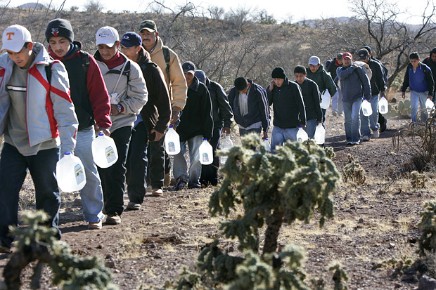 Laws in Arizona are Pushing Immigrants Away With Fear