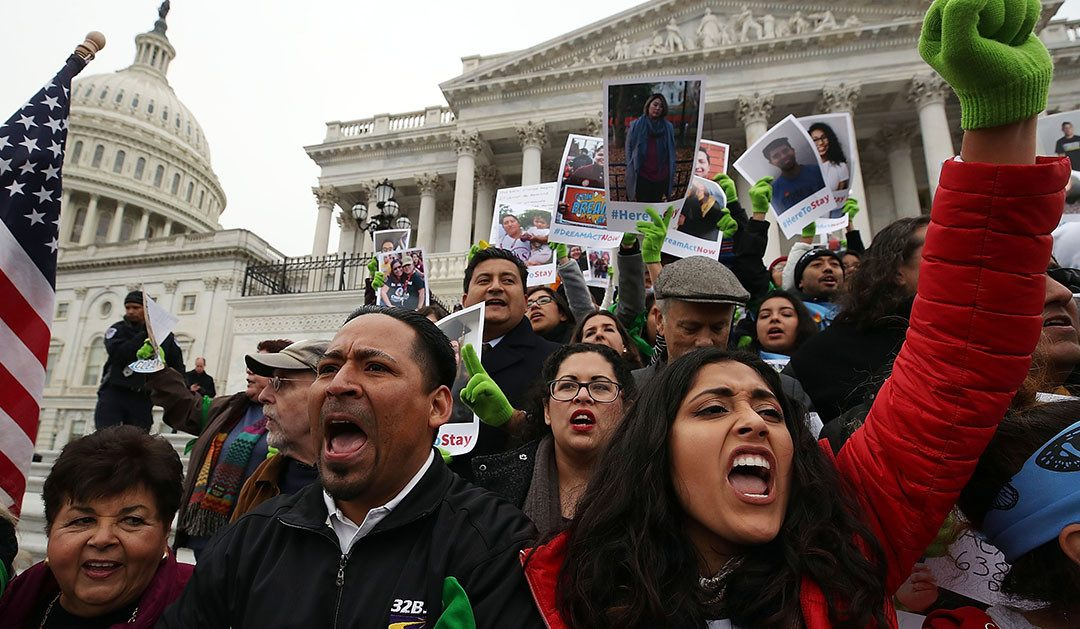 Senators Introduce Starkly Different Bills for DREAMERS