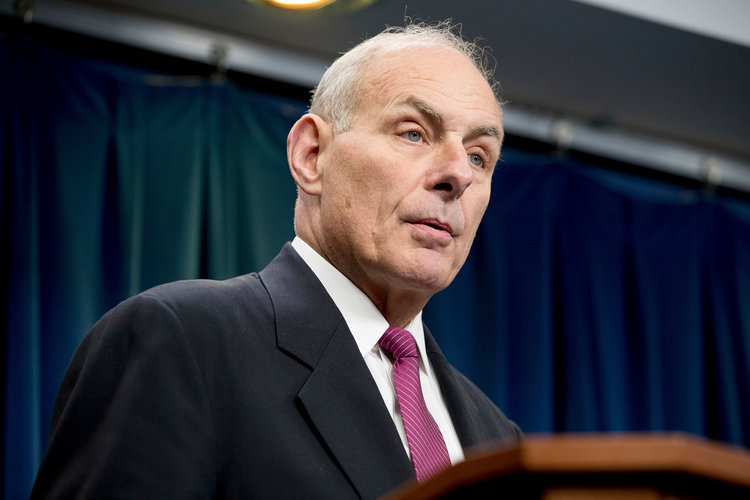 Secretary John Kelly Issues Two Memoranda Implementing Immigration Laws & Border Security