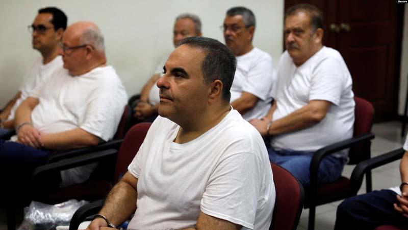 El expresidente de El Salvador, Tony Saca