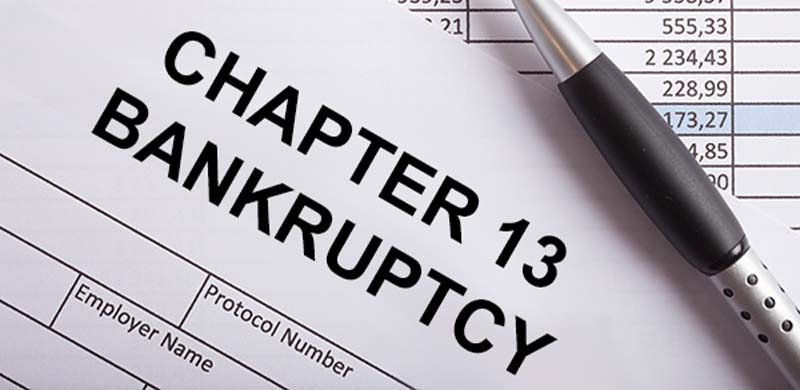 Procedure in a Chapter 13 Bankruptcy